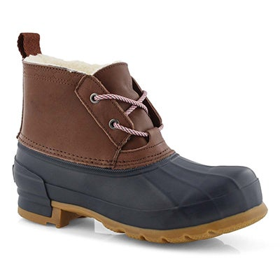 Lds Org Short sienna/nvy wpf pac boot
