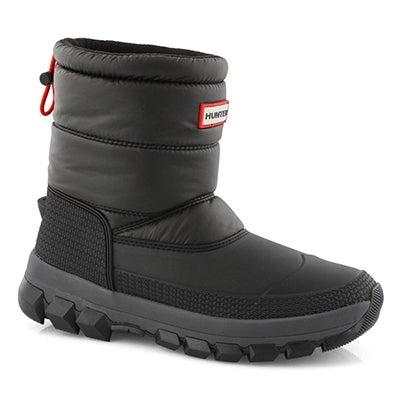 Lds OriginalInsulatedSnowShrt bk wp boot