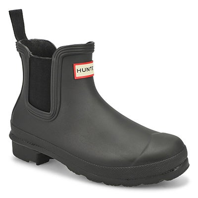 Lds Original Chelsea blk rainboot
