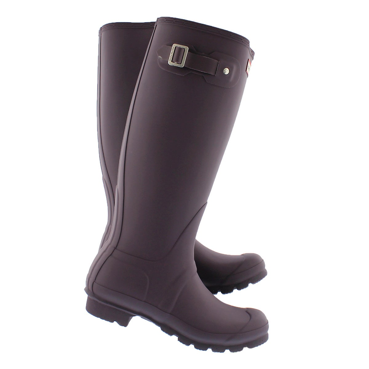 Hunter Boots Women's Original Tall Classic Rain Boot | eBay