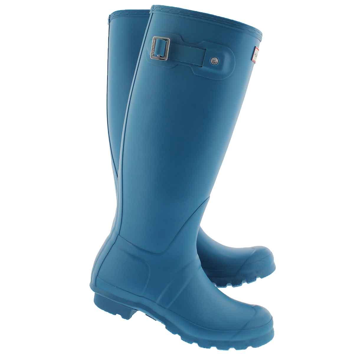 Lds Original Tall Classic blue rain boot
