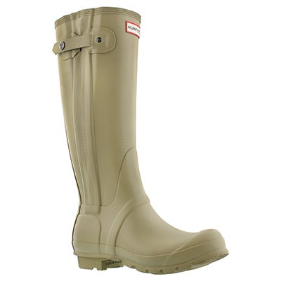 Lds Origi Slim Textured Leg sge rainboot