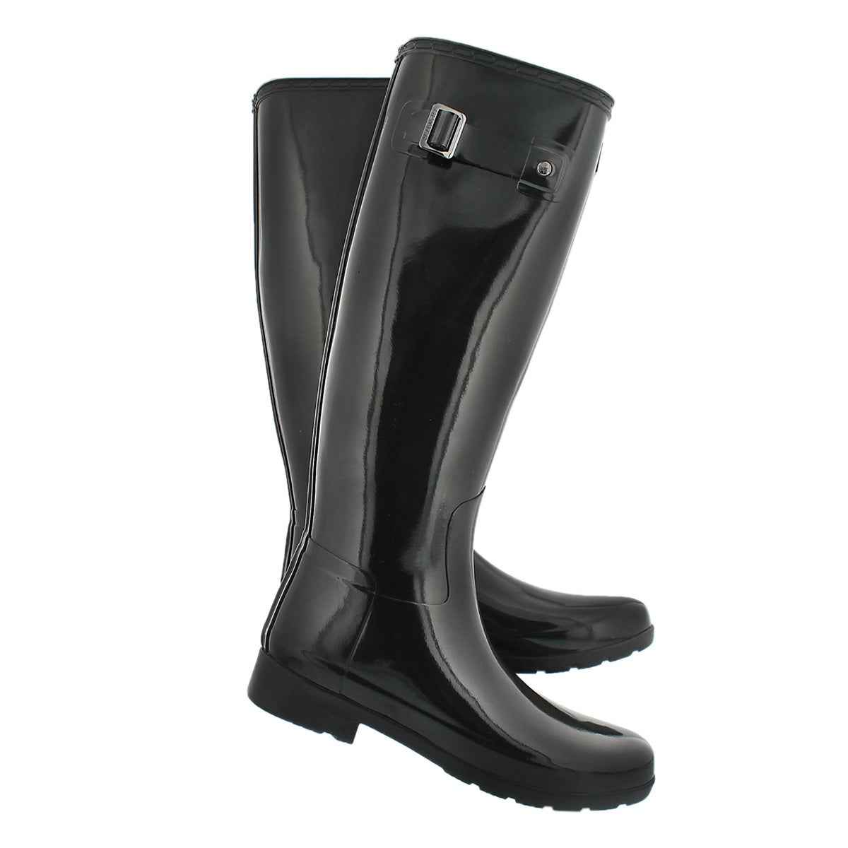 Lds Orig Refined Gloss black rain boot