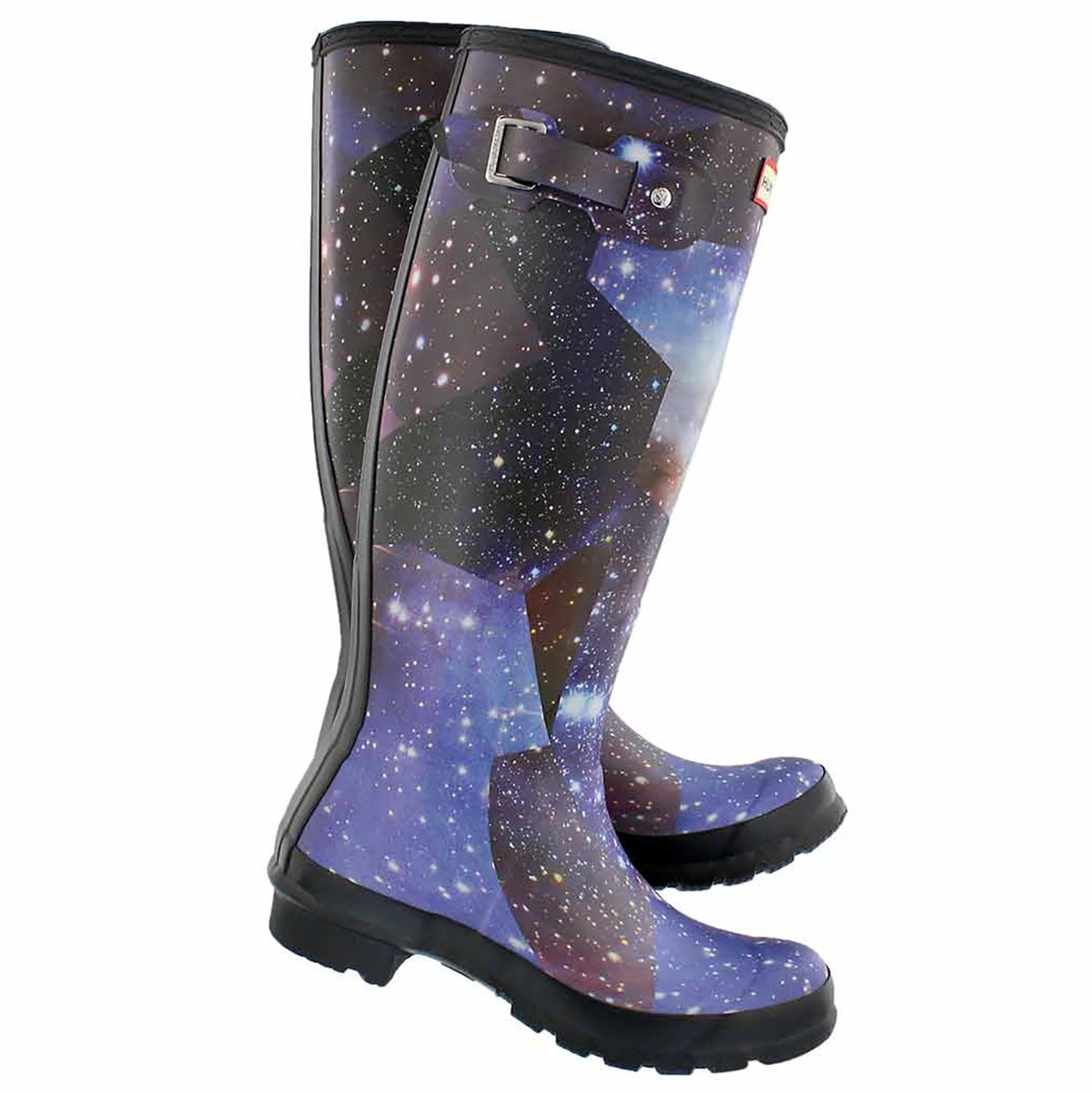 Lds Orig.Tall SpaceCamo mdngt rain boot