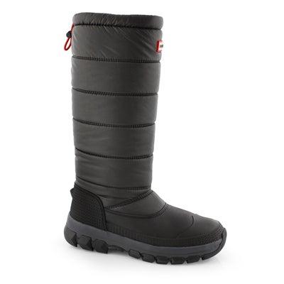 Lds OriginalInsulatedSnowTall bk wp boot