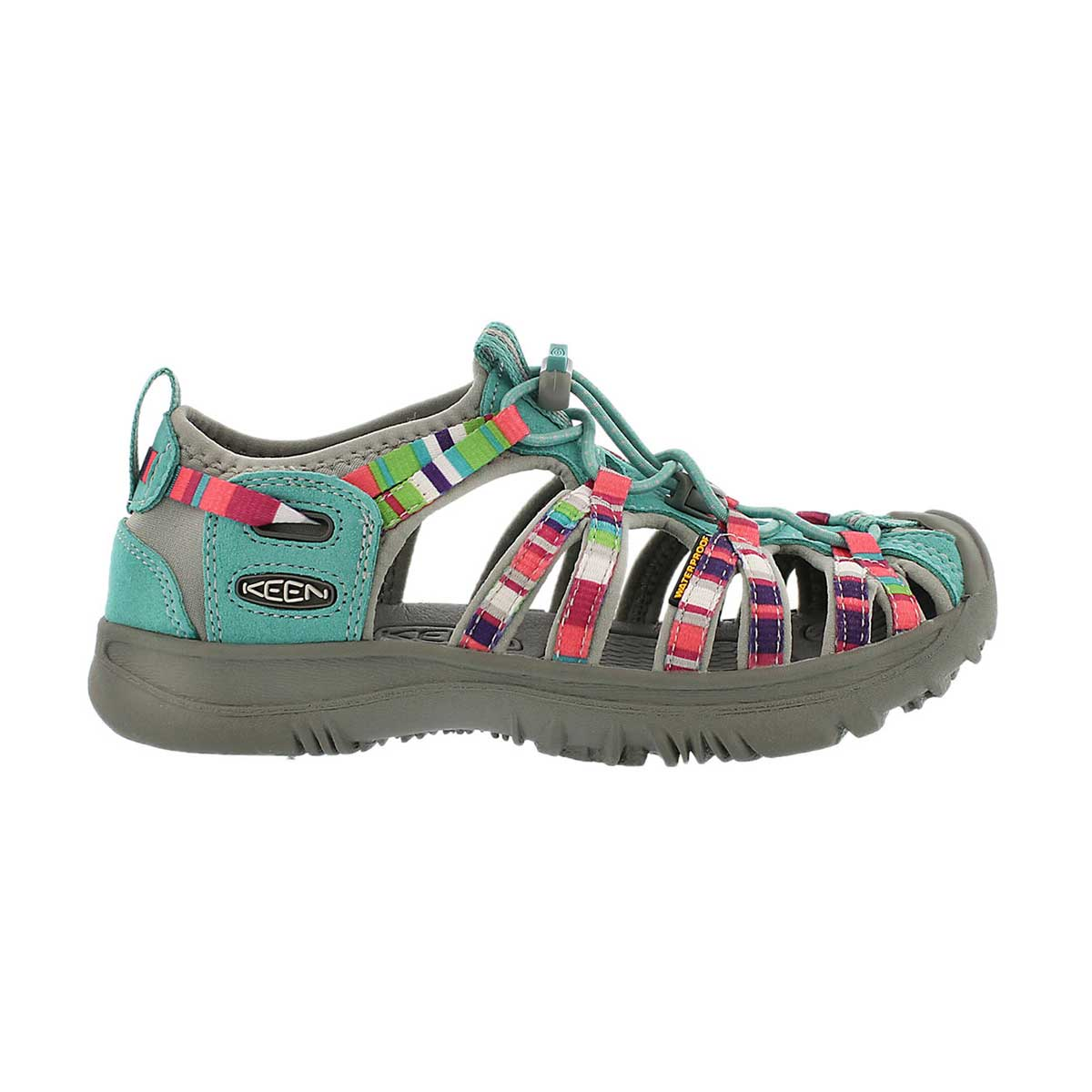Sandale sport WHISPER, fusion raya,fille