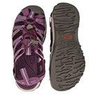 Lds Whisper grape kiss sport sandal