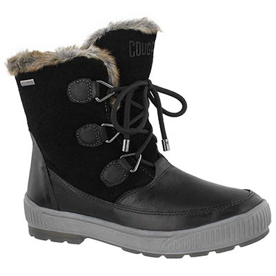 Lds Wilson blk/blk wtpf winter boot