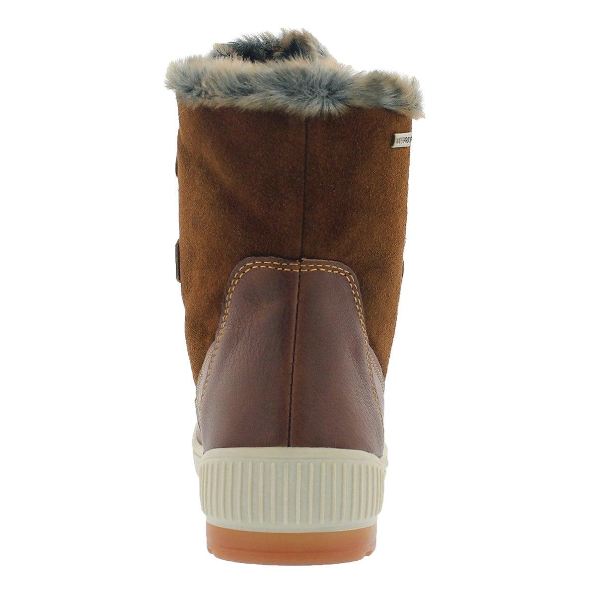 Lds Wilson dk brn/ches wtpf winter boot