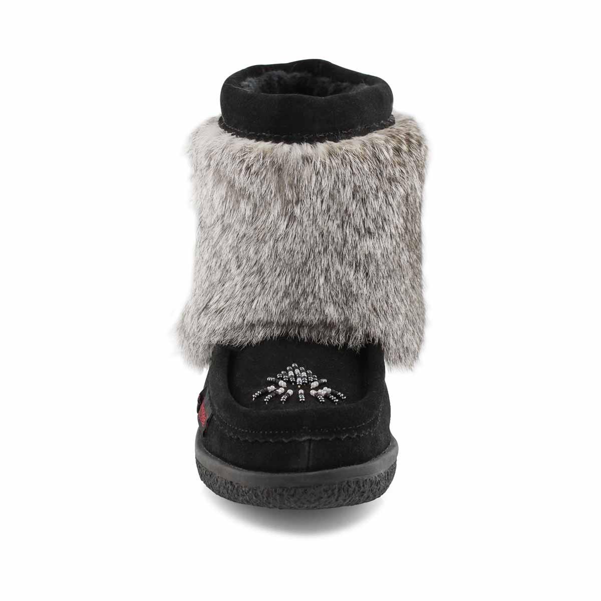 Lds Winter Muk black wtprf bootie