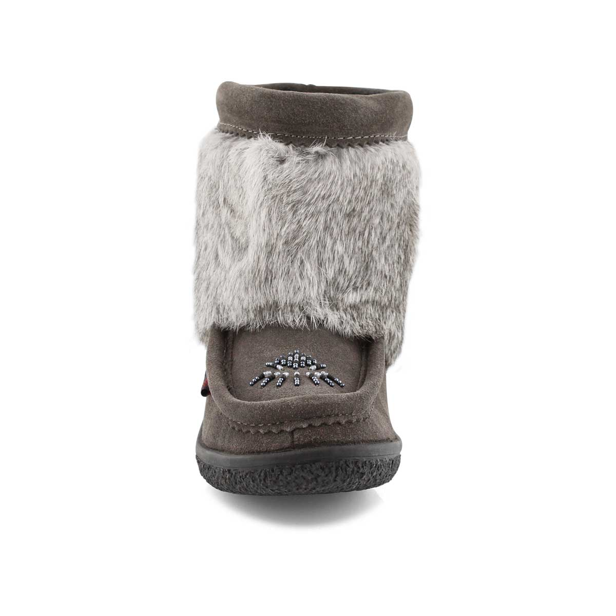 Lds Winter Muk grey wtprf bootie