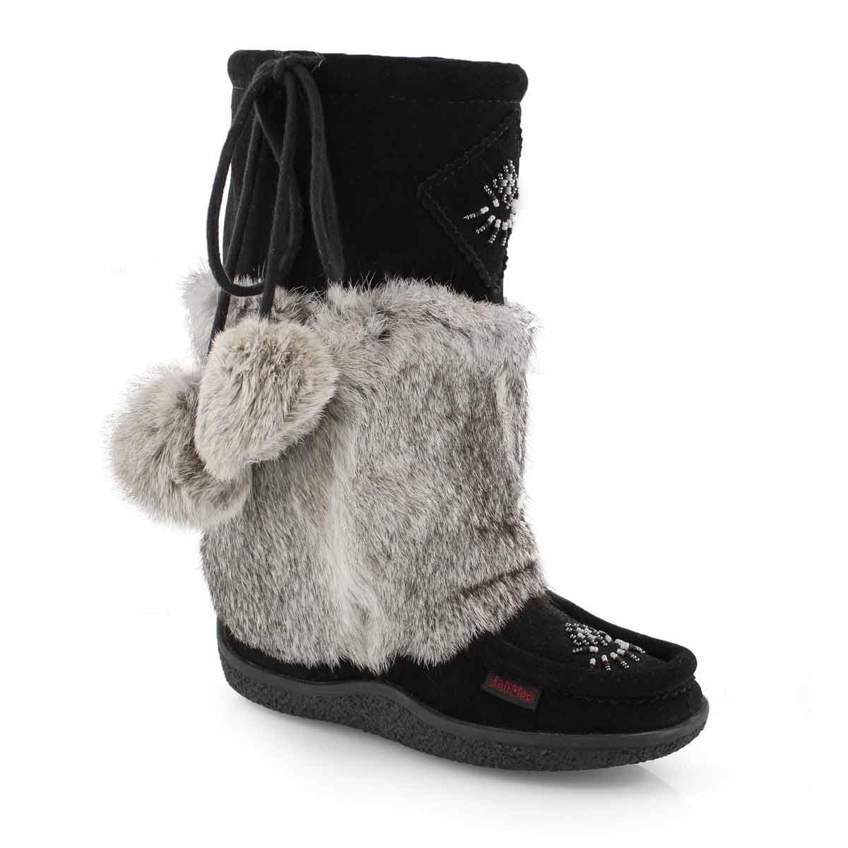 Lds Winter Niska black wtpf mukluk