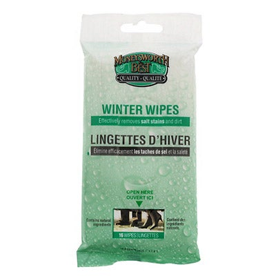 Moneysworth & Best Lingettes d'hiver WINTER WIPES