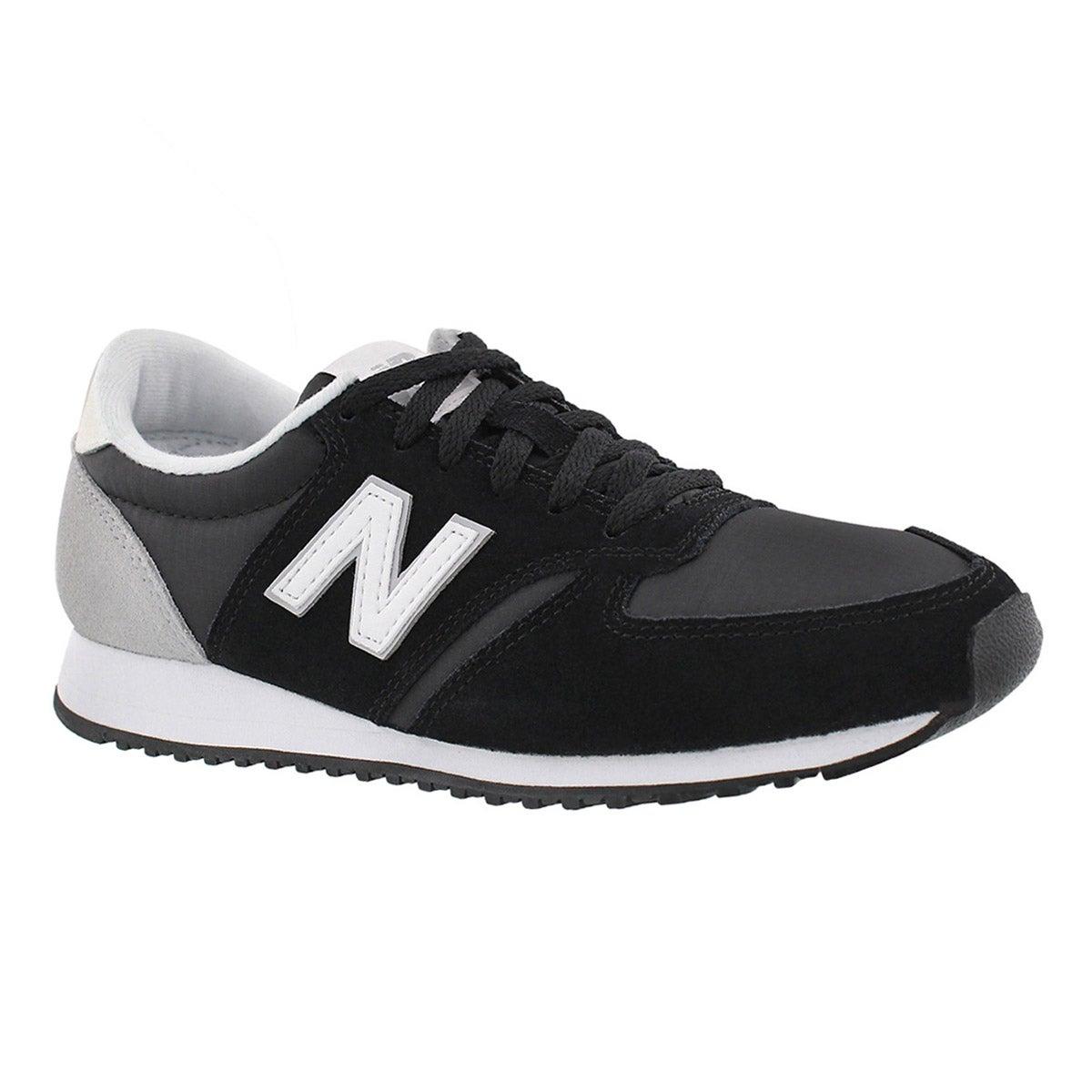 new balance 420 black and white womens