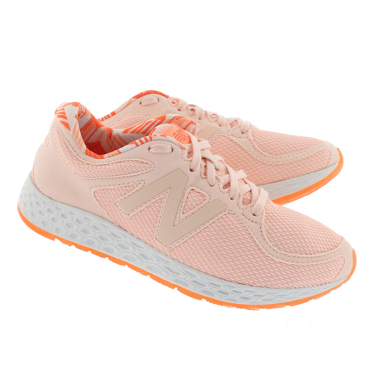 Lds Zan sunrise glow lace up sneaker