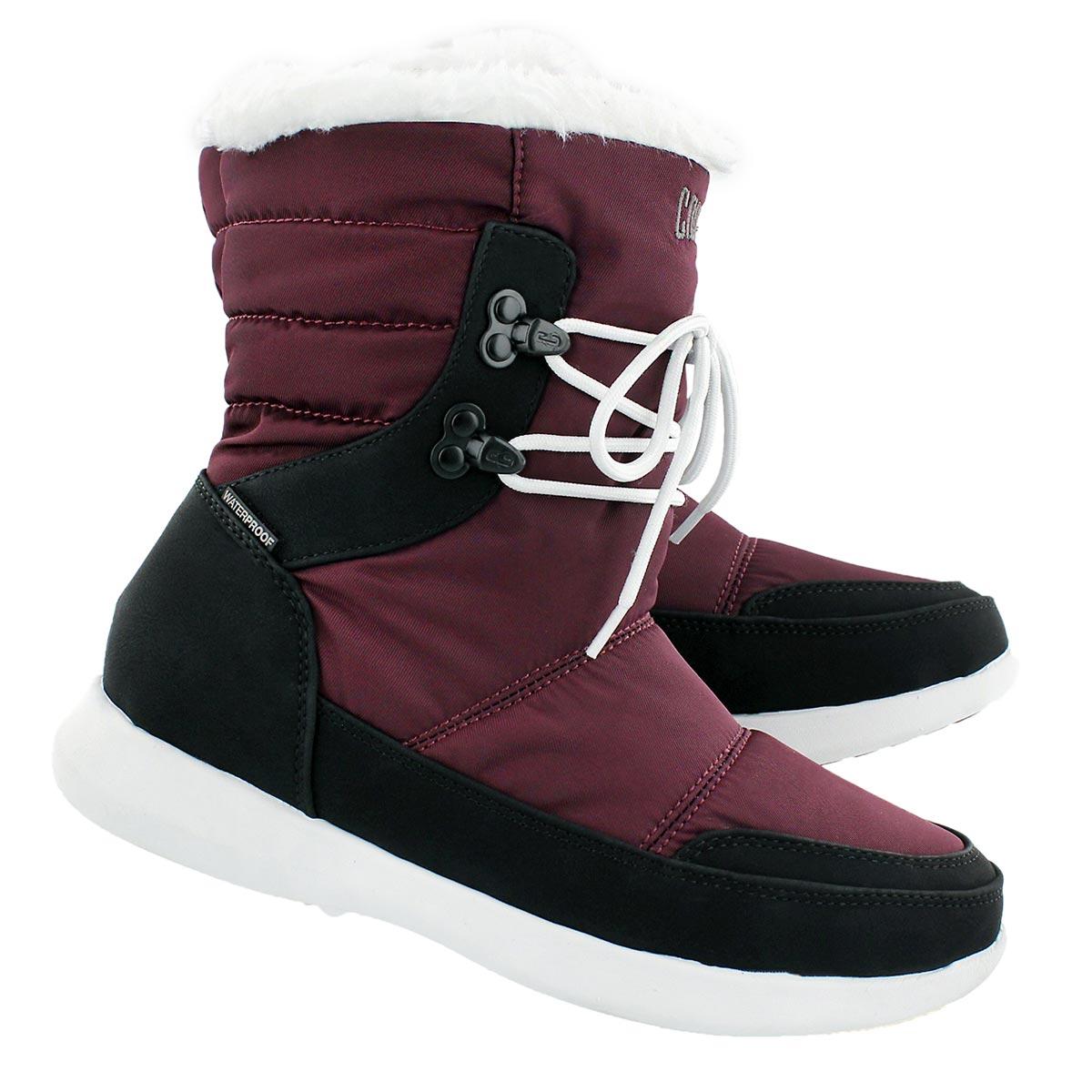 Lds Wonder bgdy wtpf pull on winter boot