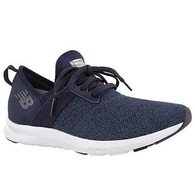 Lds Fuelcore pigment/wht lace up sneaker