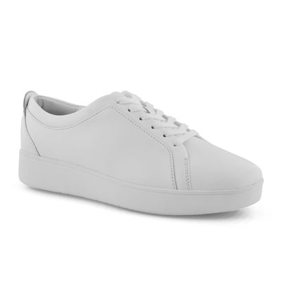 Lds Rally urban white lace up sneaker