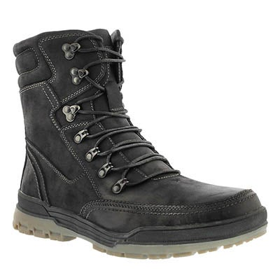 Godik Men's YAN black waterproof winter boots