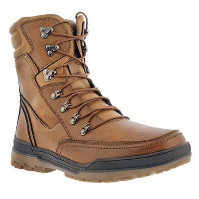 Godik Men's YAN camel waterproof winter boots