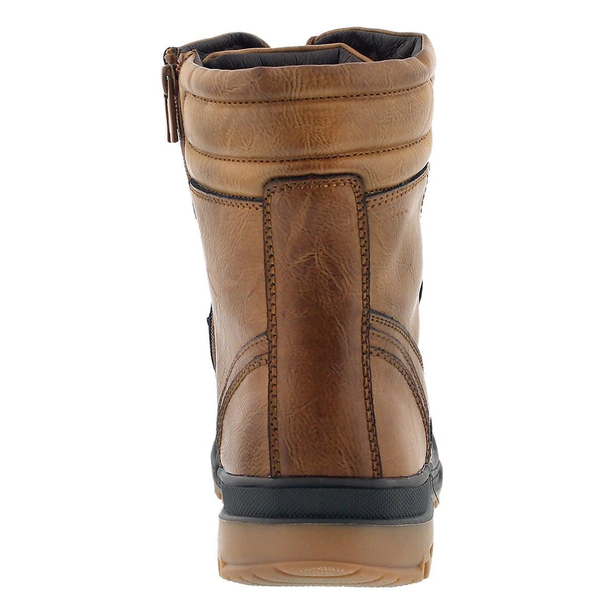 Mns Yan camel wtrpf winter boot