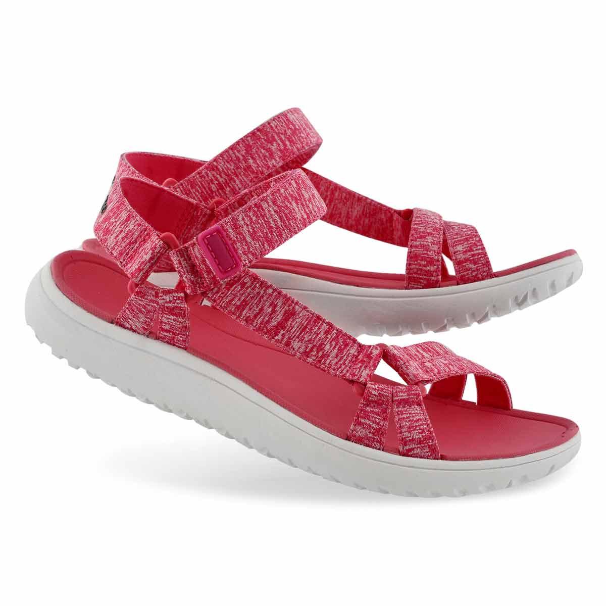 Lds Yara pink sport sandal