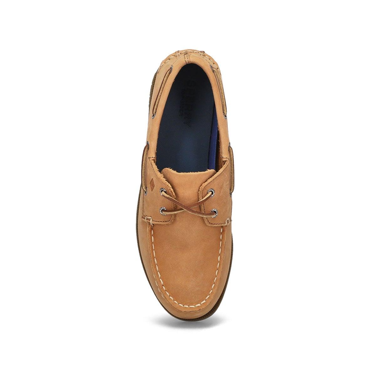 Bys A/O Sahara nubuck boat shoe
