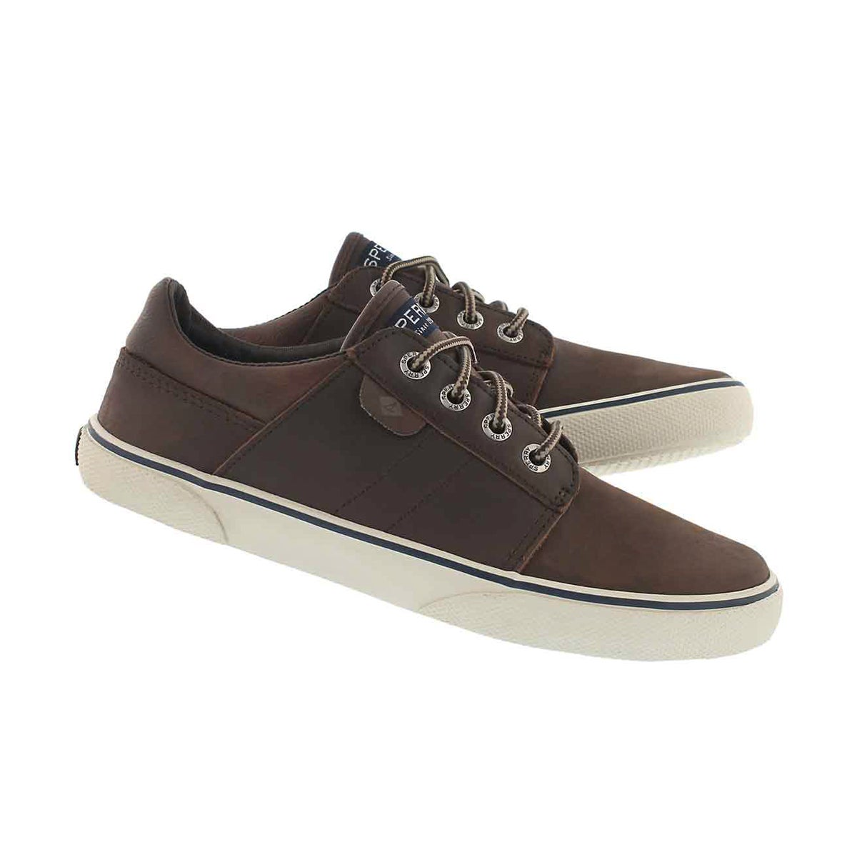 Bys Ollie brown lace up sneaker