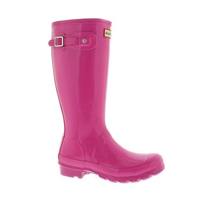 Hunter Girls' ORIGINAL YOUNG GLOSS lipstick rain boots