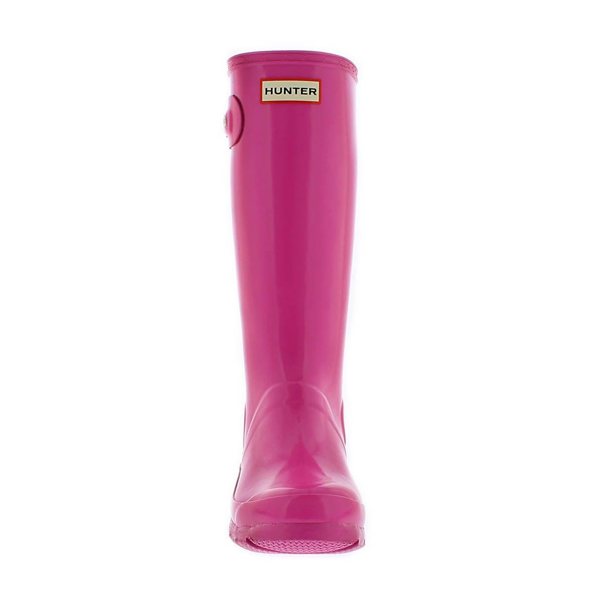 Grls Original Gloss lipstick rain boot