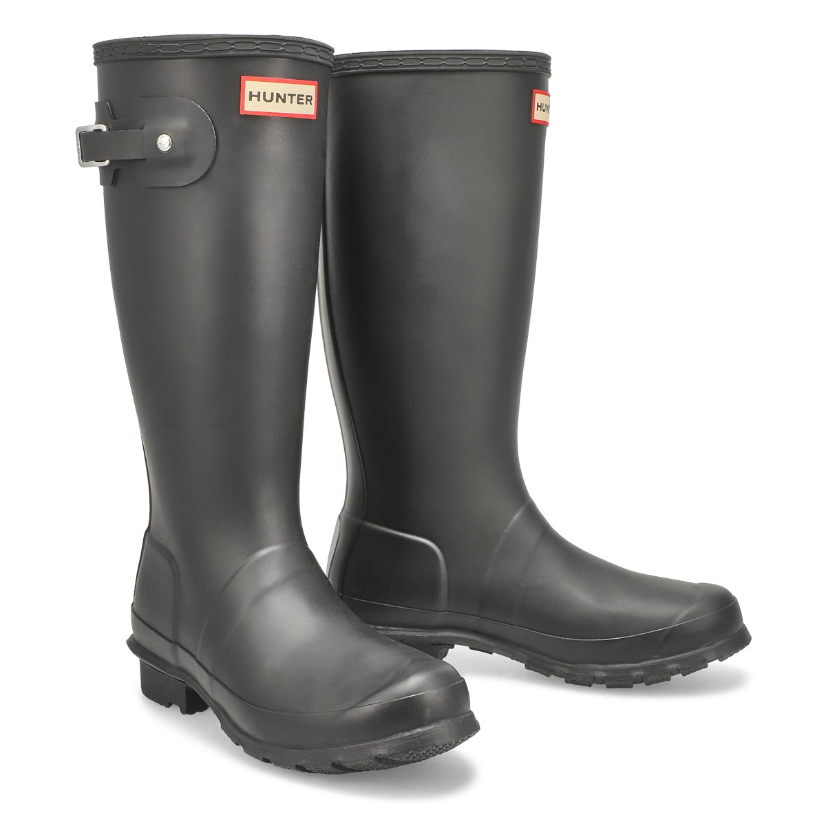 Grls Original Young black rain boot