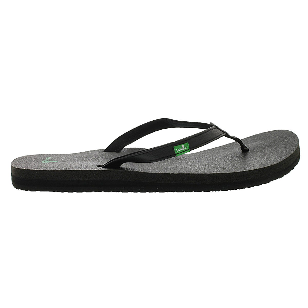 Lds Yoga Joy black flip flop