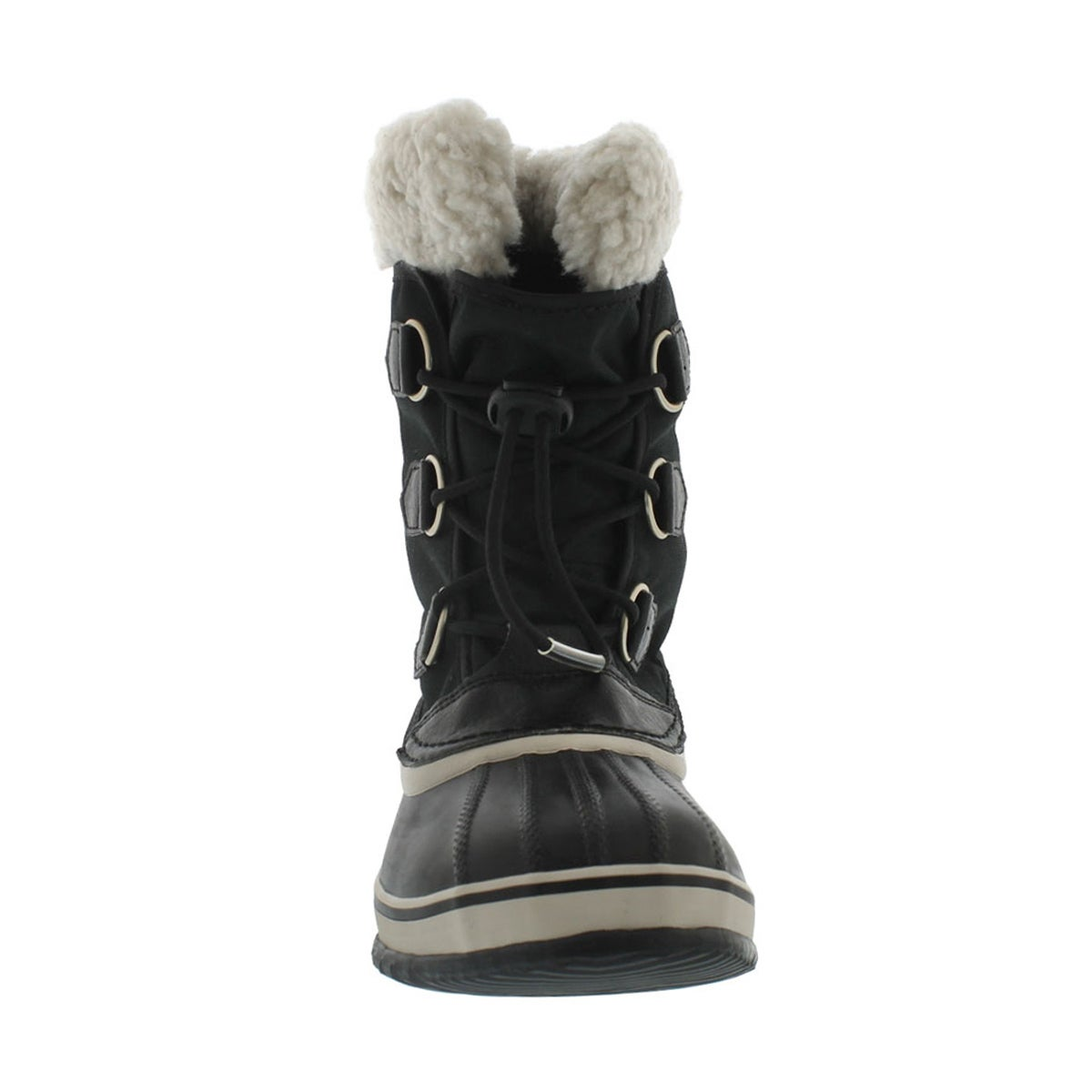 Bys Yoot Pac Nylon blk wtpf winter boot