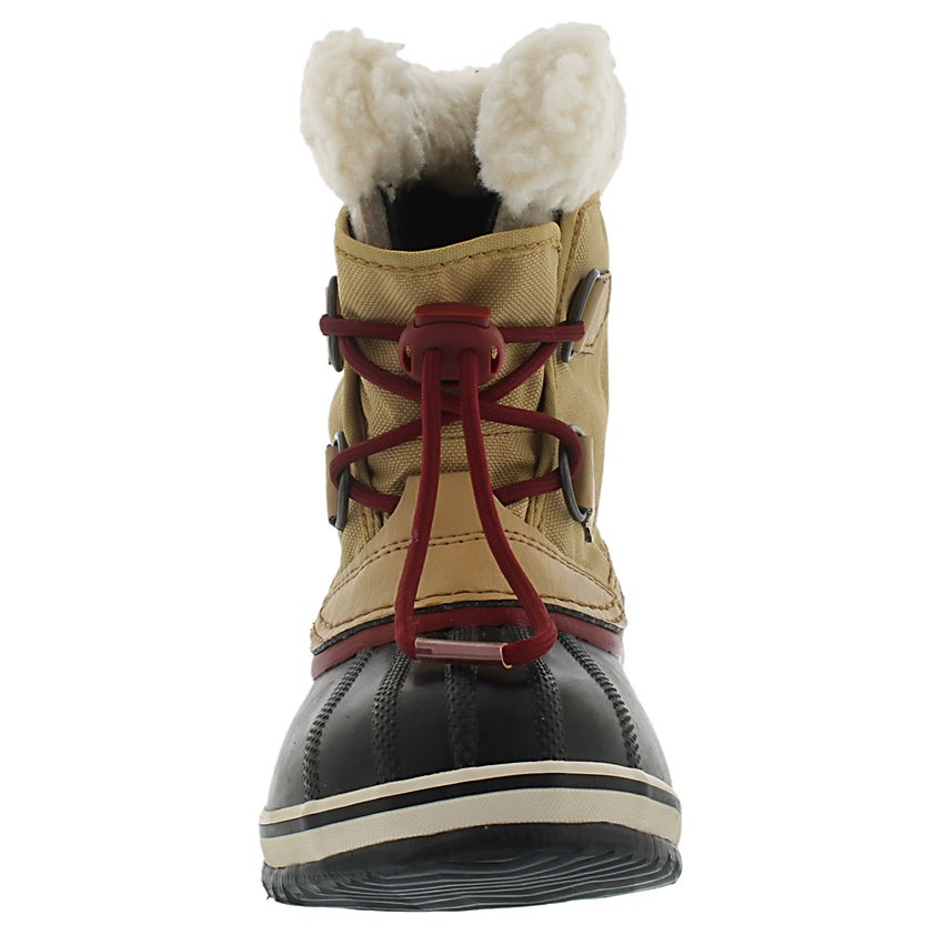 Grls Yoot Pac Nylon currywinter boot