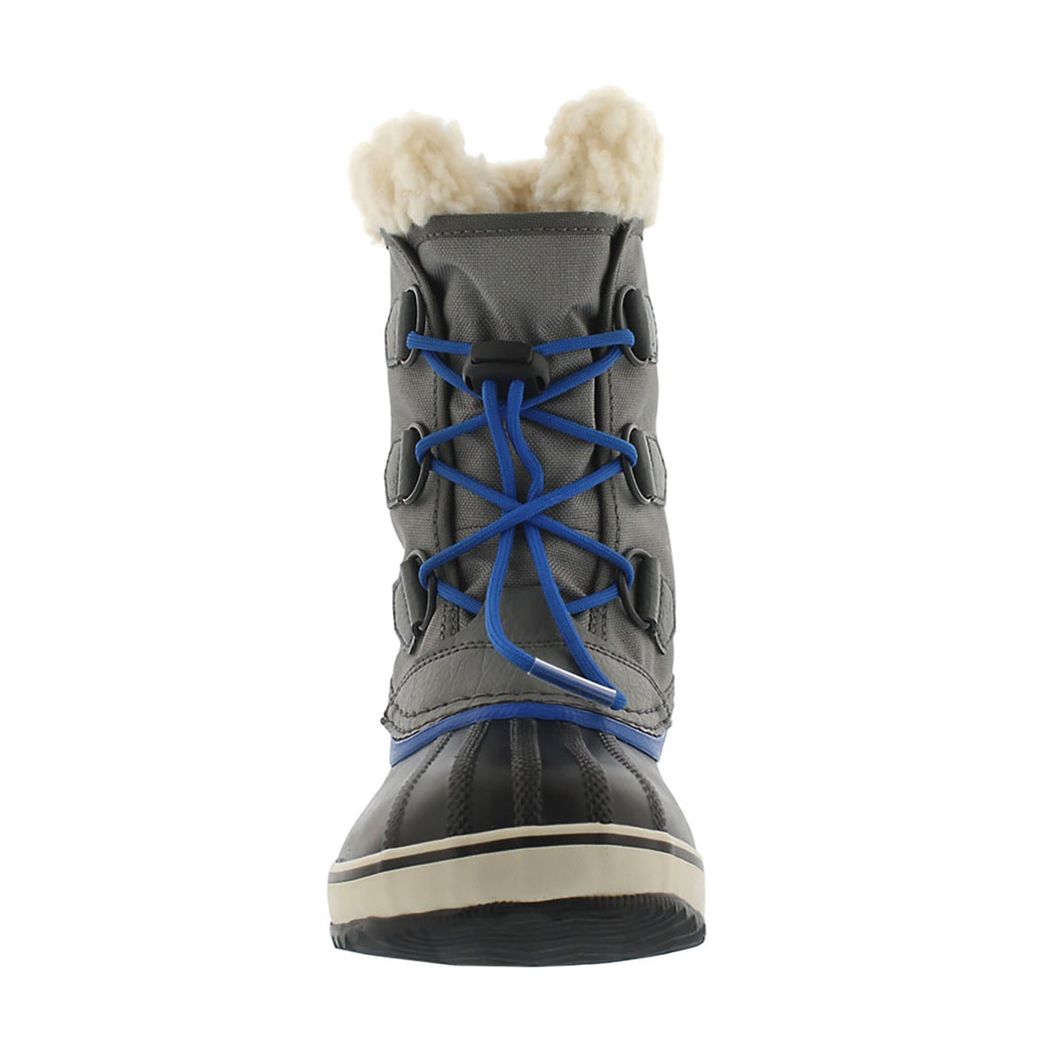 Bys Yoot Pac Nylon grey wtpf winter boot