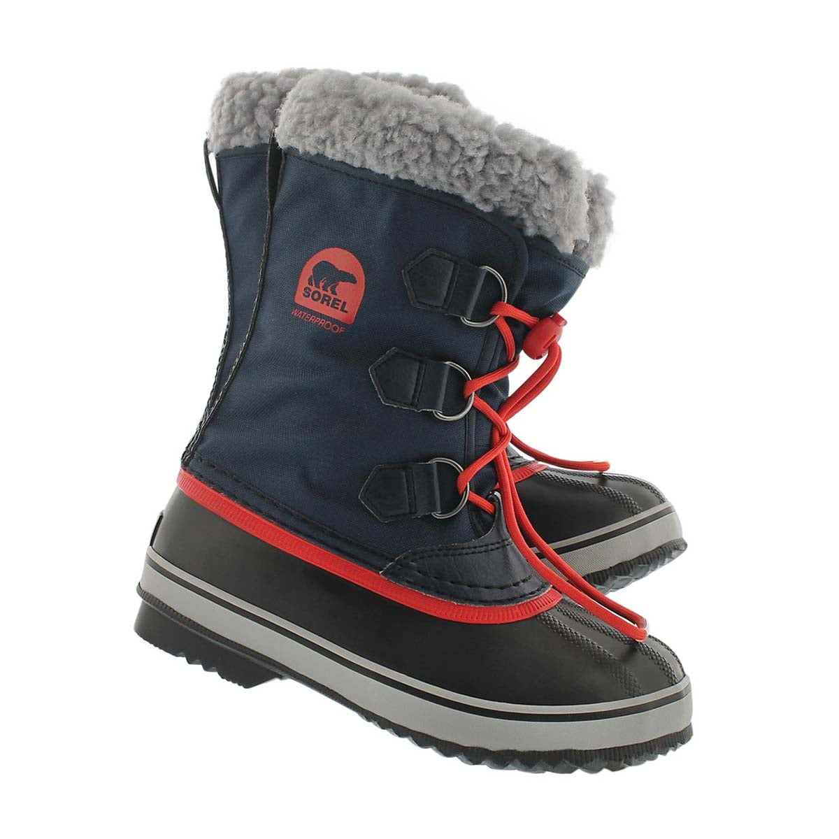 Botte hiver YOOT PAC NYLON, marine, fill
