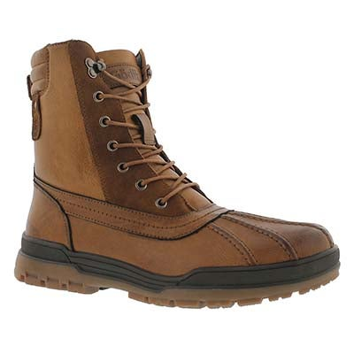 Mns York camel wtrpf winter boot