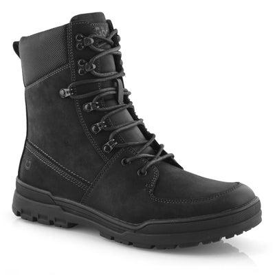 Mns Yovan black waterproof snow boot