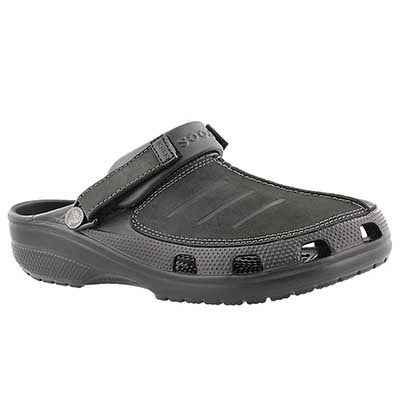 Crocs Men's YUKON MESA black clogs