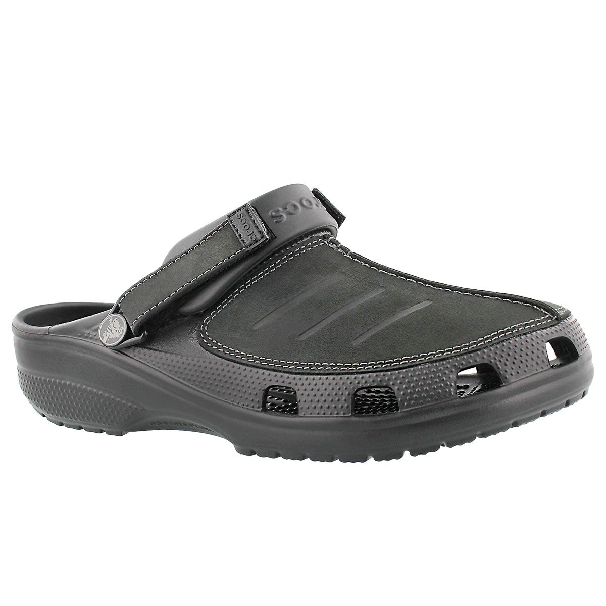 Men's YUKON MESA black clogs