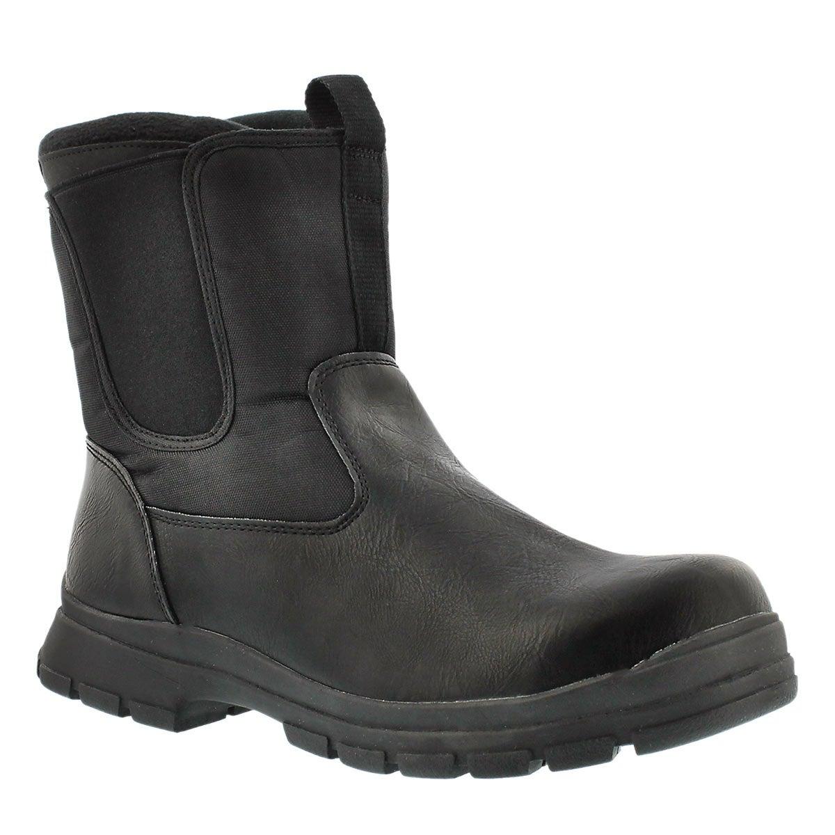 Mns Zago blk wtrpf winter boot