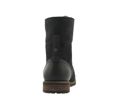 men's ugg australia dark brown larus boots