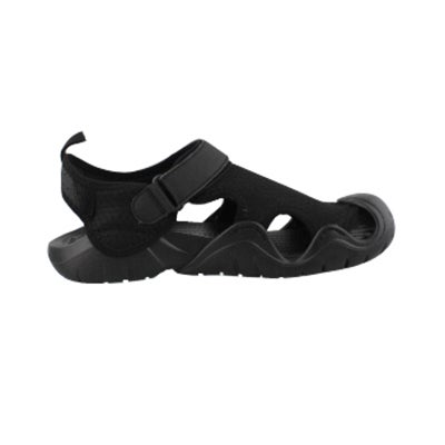 2d7400379d73 Crocs Men s SWIFT WATER blk blk fisherman san