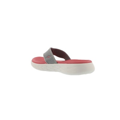 0fb2ad79 Skechers Women's ON THE GO 600 grey/pink flip | Softmoc.com