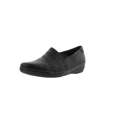 85c937b5ac50a Women's EVERLAY UMA black casual slip ons - Wide