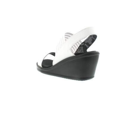 4a2704705a76 Skechers Women s SCI-FI white sling back wedg