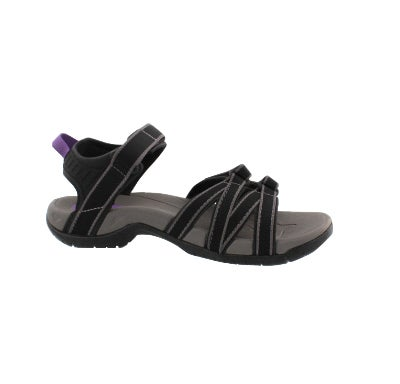 fbe3184357856c Women s TIRRA black grey sport sandals