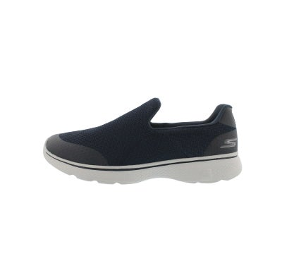 1c18e617906c Skechers Men s Gowalk 4 navy grey slip on sho