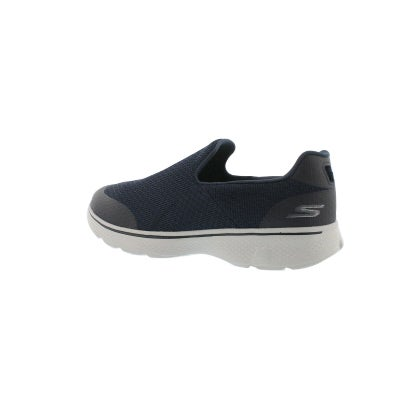 ed7c8415c40 Skechers Men s Gowalk 4 navy grey slip on sho