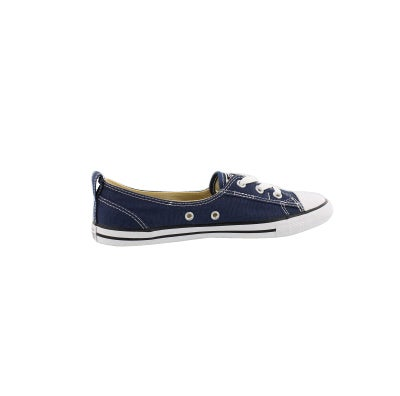 4789e62f27e4d0 Converse Women s CT ALL STAR BALLET LACE navy